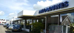 Auto Louwes - nieuwe en gebruikte auto's - showroom
