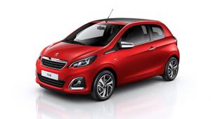 Auto Louwes nieuwe en gebruikte auto - Private lease Peugeot 108